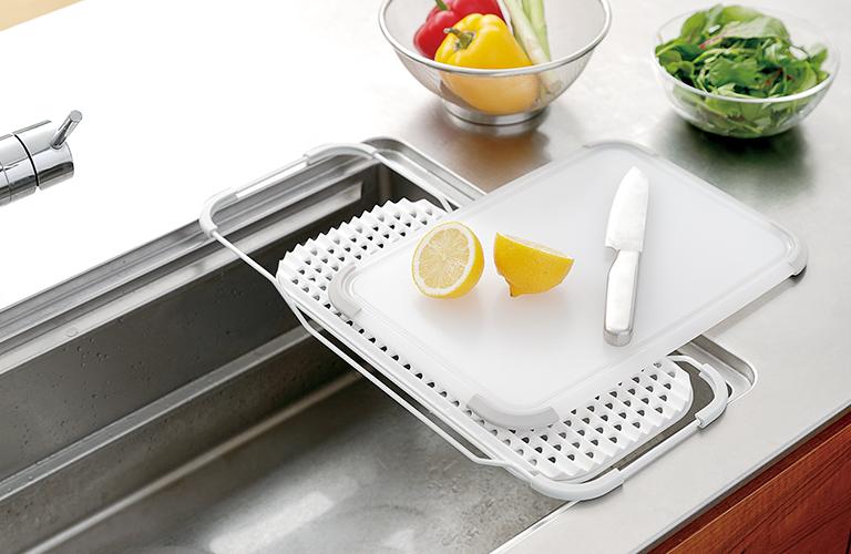 食器の水切りに イメージ